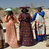 Herero ladies - Namibia.